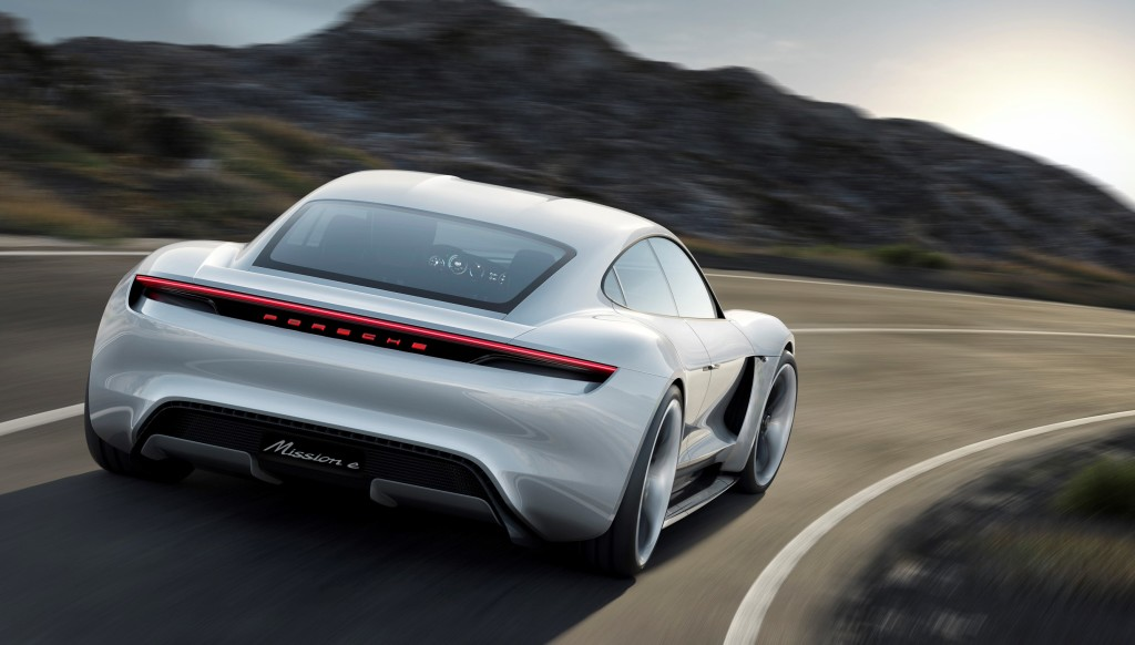 Green Light for New Porsche Mission E Project