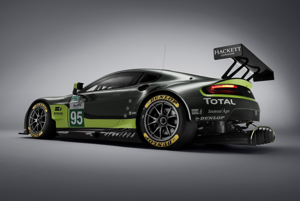 Aston Martin Racing V8 Vantage GTE And V12 Vantage GT3u0027s Unveiled