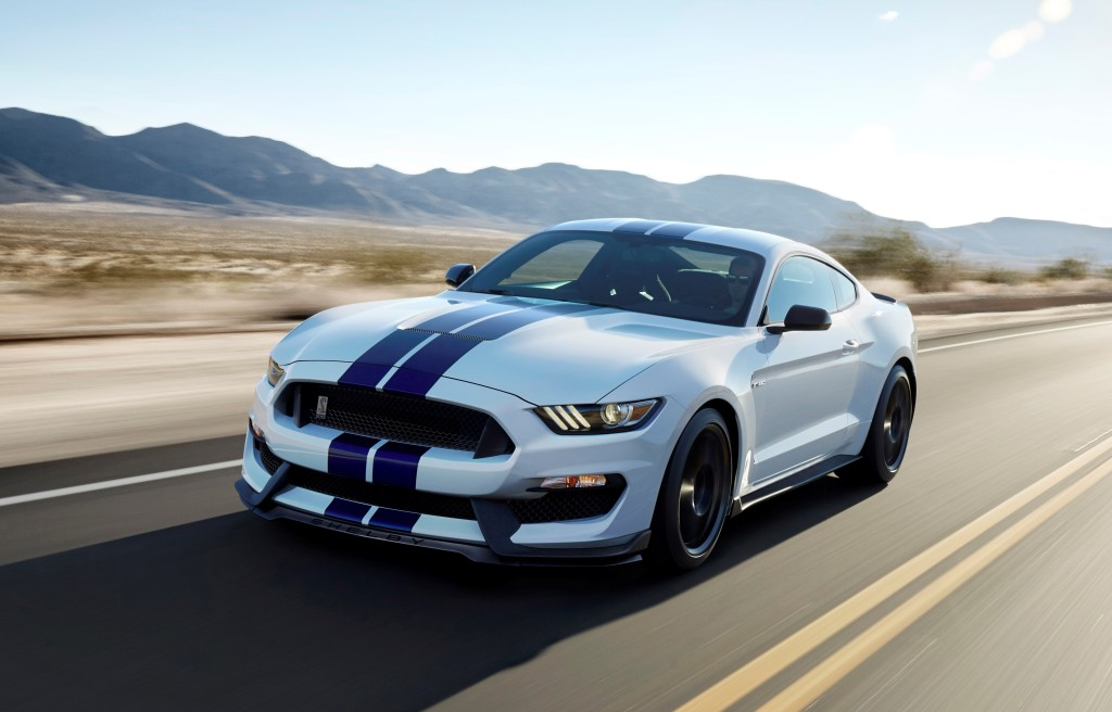 TrackWorthy - The All-new Shelby GT350 Mustang