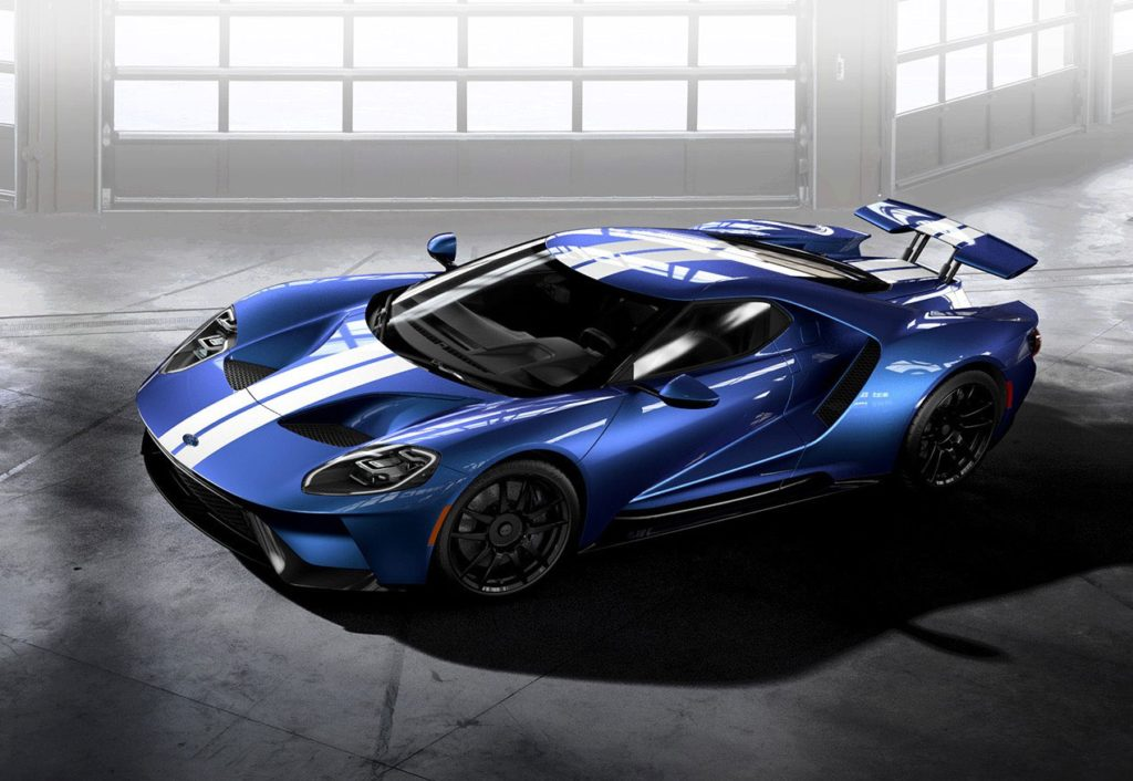 Ford Gt Trackworthy