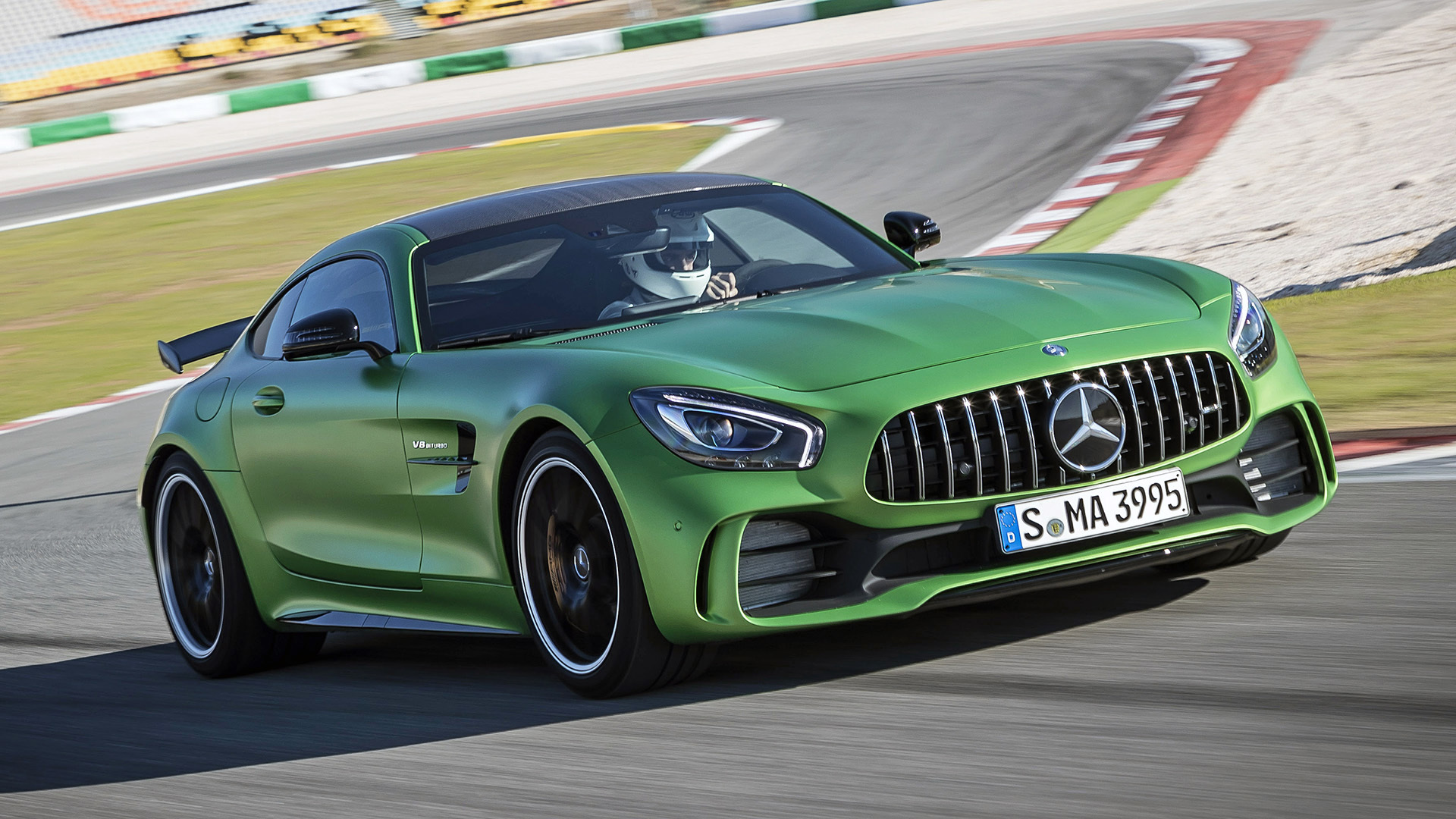 Influencer Pick Shmee150 Mercedes Amg Gt R Trackworthy