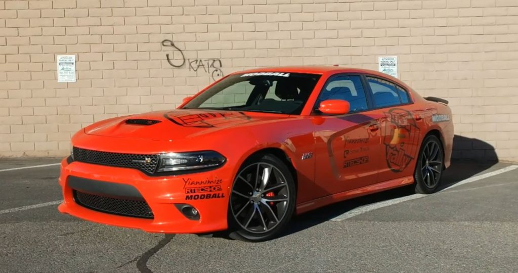 2016 Dodge Charger Scat Pack Review - TrackWorthy