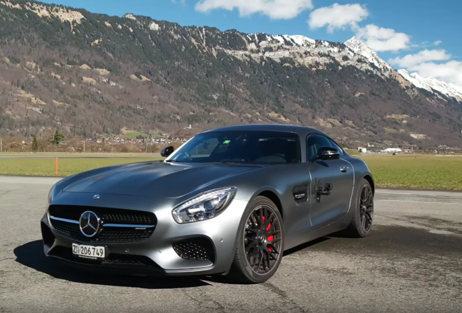 TrackWorthy - Influencer Pick - Mercedes AMG GT S