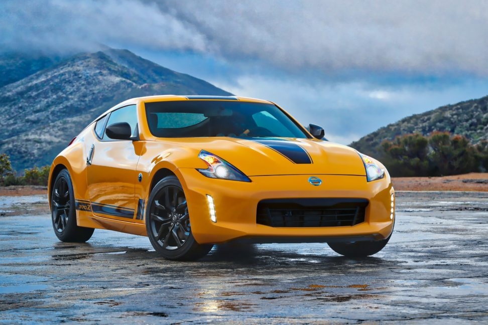 TrackWorthy - 2018 Nissan 370Z Heritage Edition previewed at New York Internat