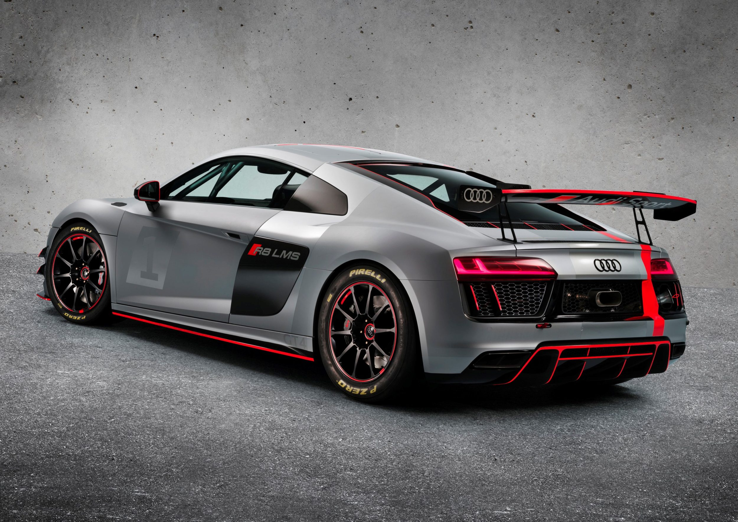World Premiere Audi R8 Lms Gt4 At New York Auto Show Wheels Ca