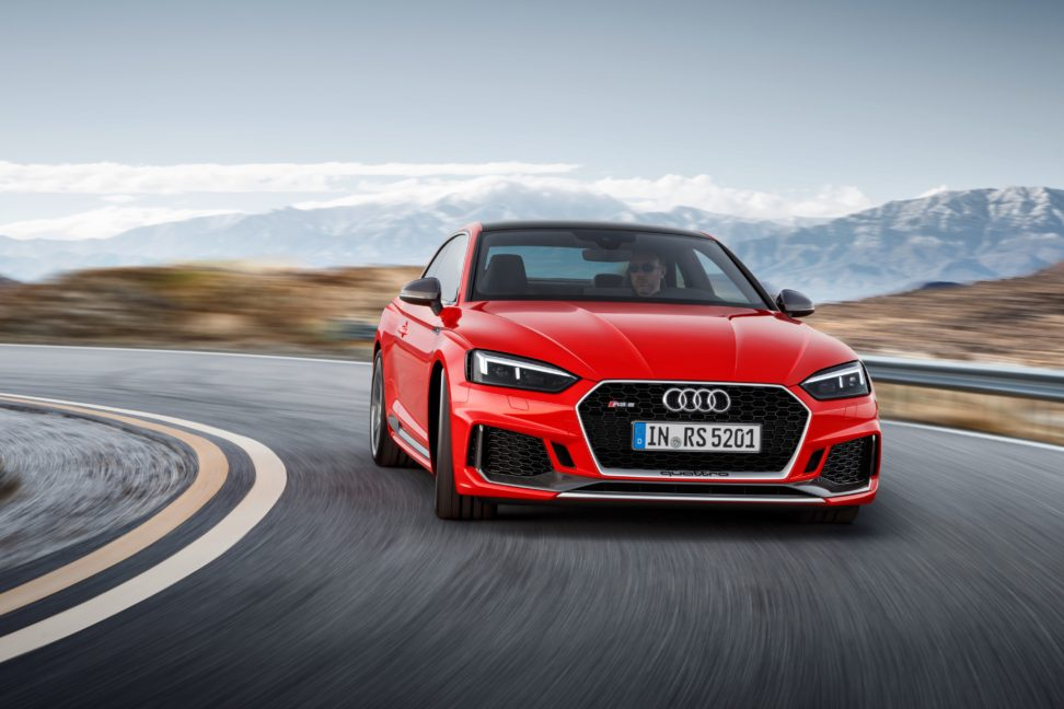 TrackWorthy - Audi RS 5 Coupe