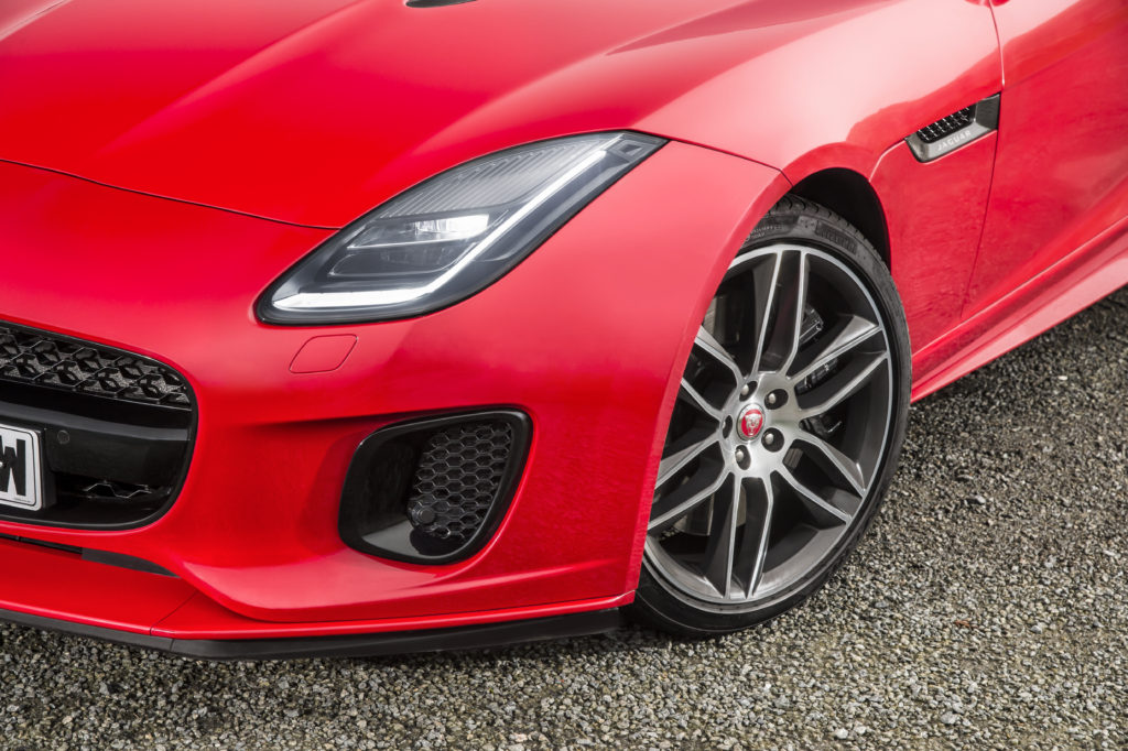 TrackWorthy - New Jaguar F-TYPE with turbocharged four-cylinder engine (12)