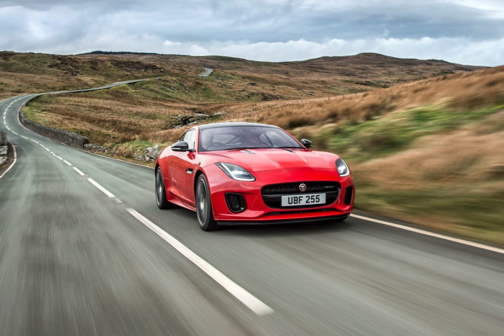 TrackWorthy - New Jaguar F-TYPE with turbocharged four-cylinder engine (7)