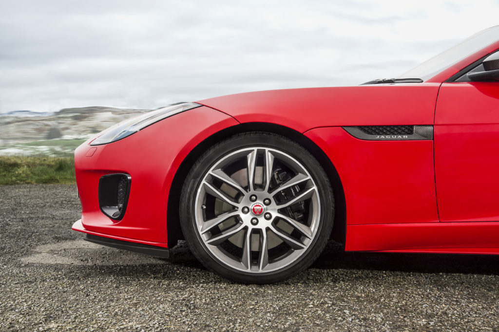 TrackWorthy - New Jaguar F-TYPE with turbocharged four-cylinder engine (8)