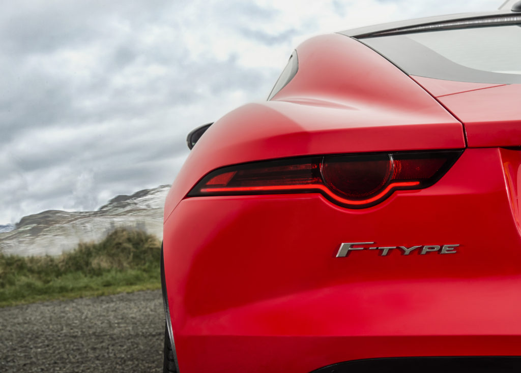 TrackWorthy - New Jaguar F-TYPE with turbocharged four-cylinder engine (9)