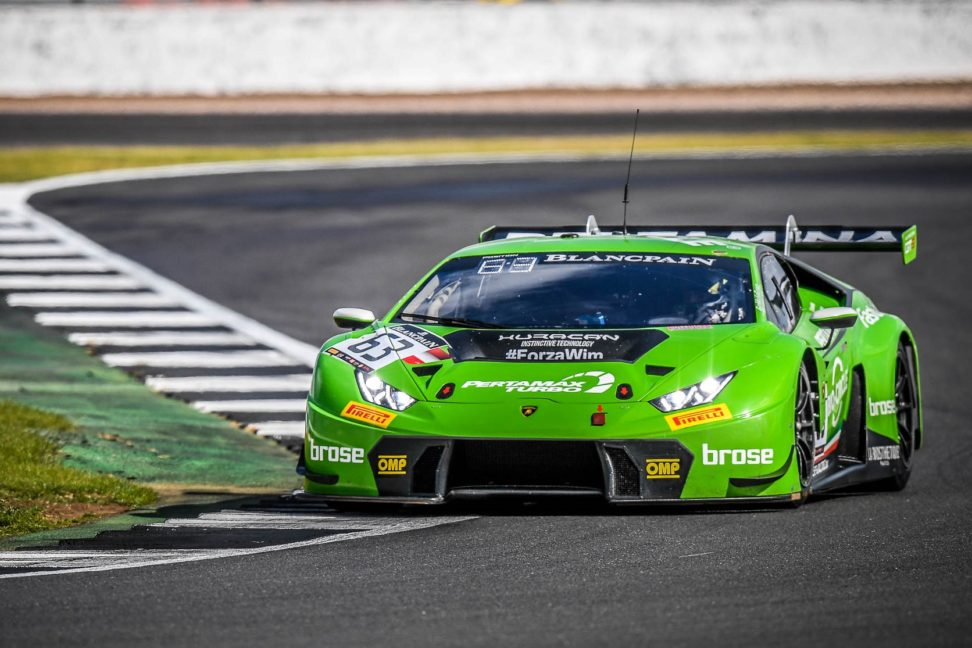 lamborghini huracan gt3 wins three in a row in blancpain gt series trackworthy. Black Bedroom Furniture Sets. Home Design Ideas
