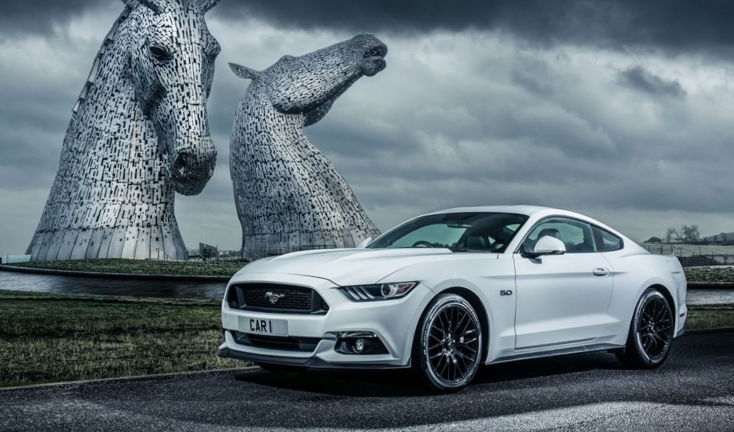 TrackWorthy - Mustangs Around the World - Scotland. u201c : the best ford car - markmcfarlin.com