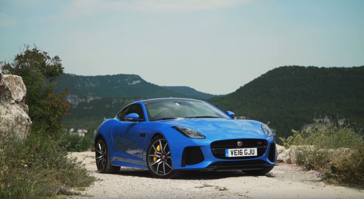 TrackWorthy - Jaguar F-Type SVR - Carfection