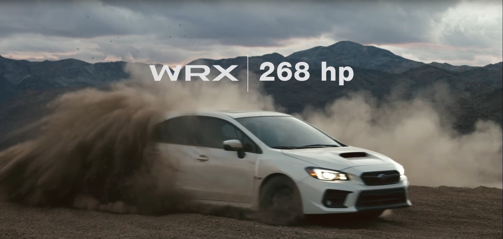 Kicking Up Dust In The New 2018 Subaru Wrx And Sti Trackworthy 19 Inch Wheels On
