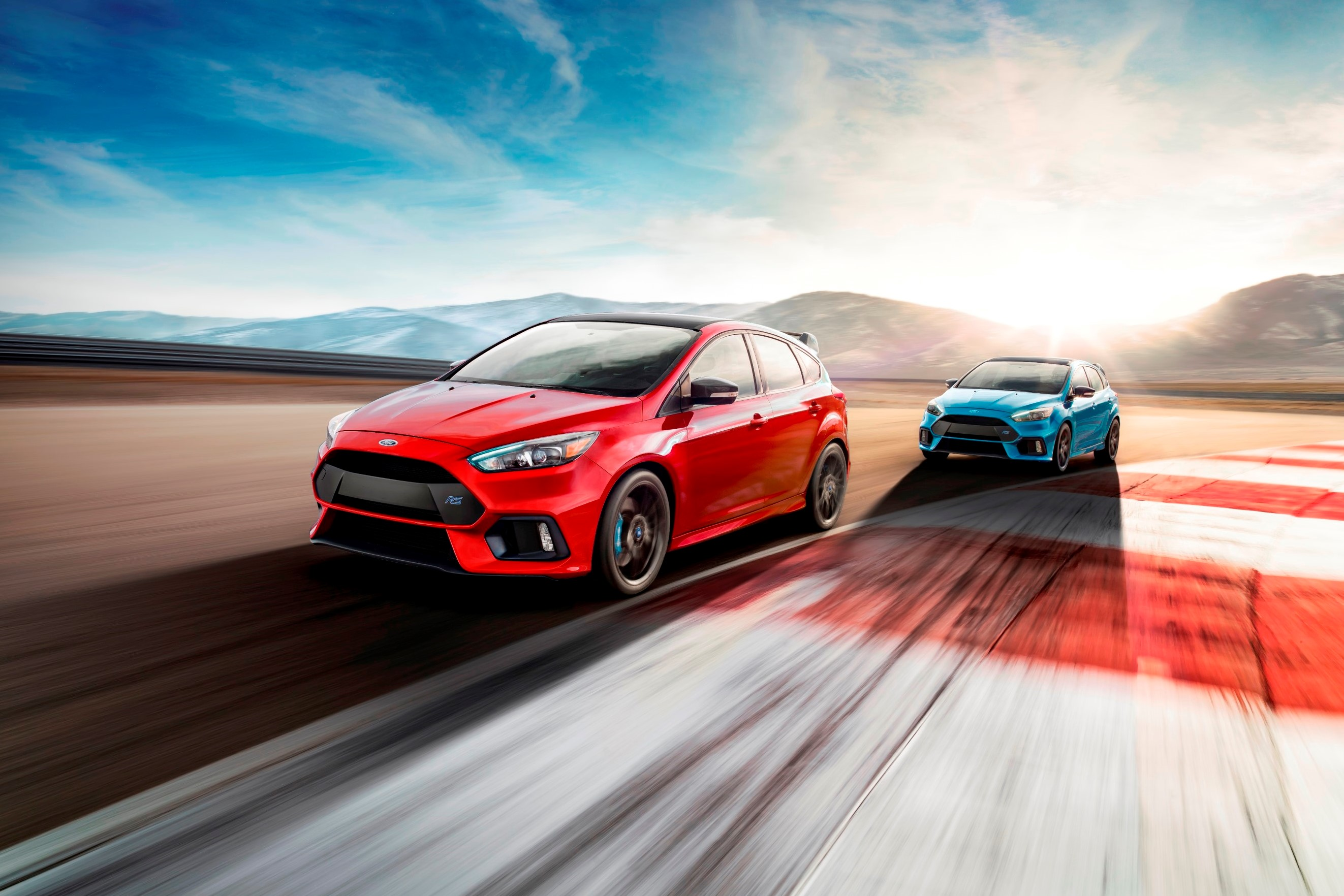 TrackWorthy - 2018 Limited-edition Focus RS