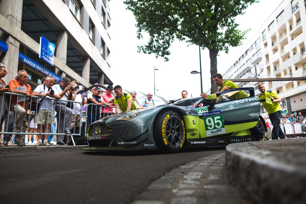 TrackWorthy – Aston Martin Racing at 24 Hours of Le Mans (1)
