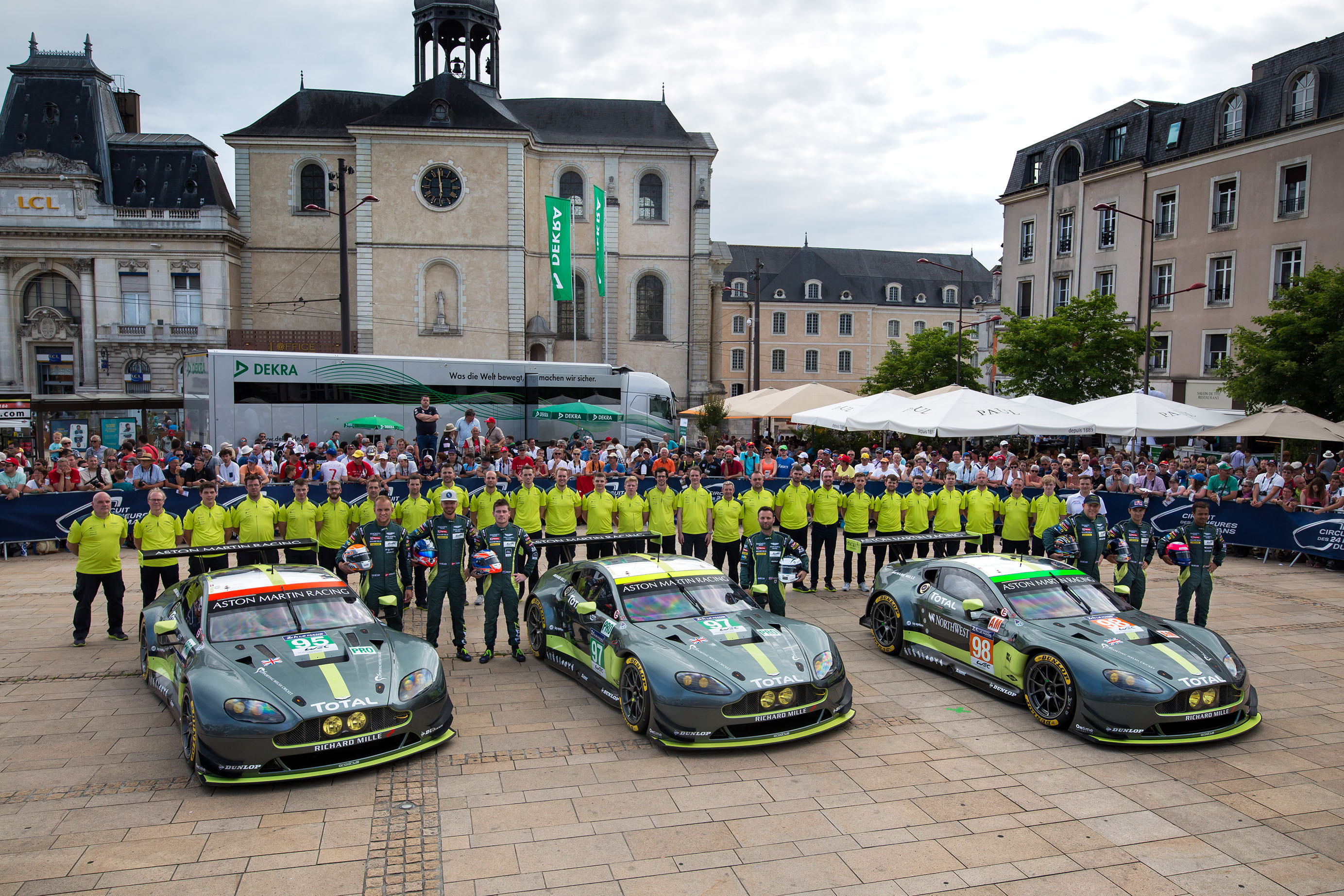 TrackWorthy - Aston Martin Racing at 24 Hours of Le Mans (7)