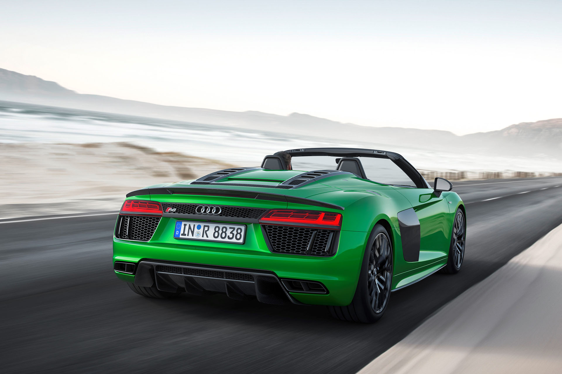 TrackWorthy - Audi R8 Spyder V10 plus