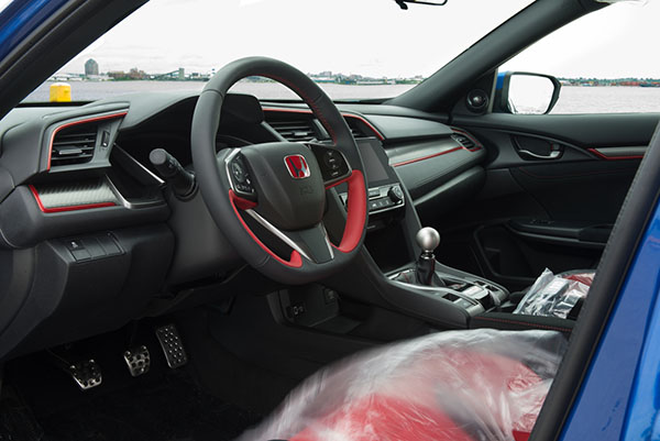 First Honda Civic Type R (VIN 01) to be Auctioned Ahead of Arriv