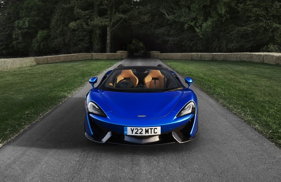 TrackWorthy – McLaren 570S Spider at the Goodwood Festival of Speed (5)