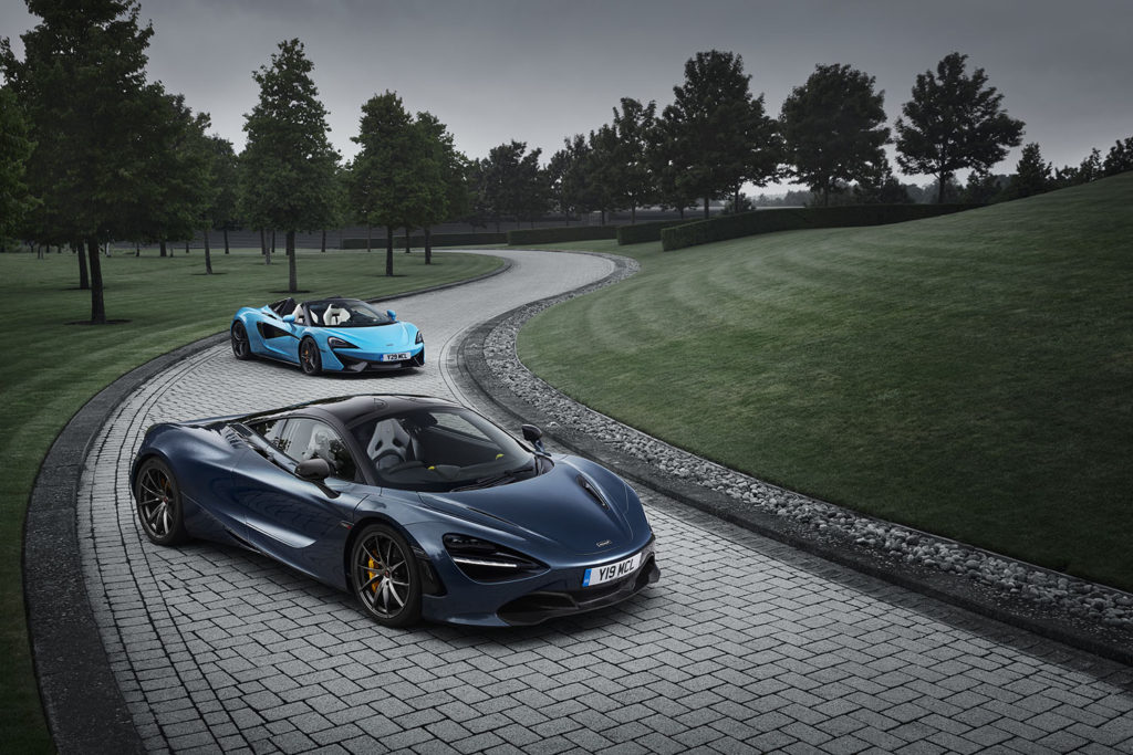 TrackWorthy – McLaren 720S and 570S Spider