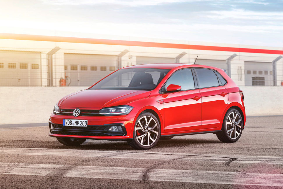volkswagen unveils the new sixth generation polo including the polo gti trackworthy. Black Bedroom Furniture Sets. Home Design Ideas