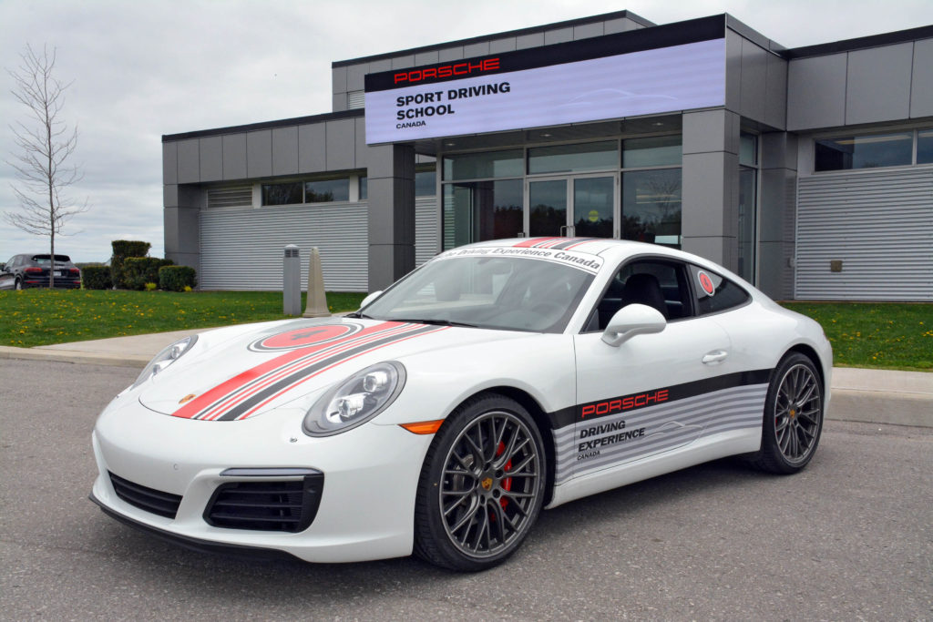 Porsche Sport Driving School Comes To Canada Trackworthy