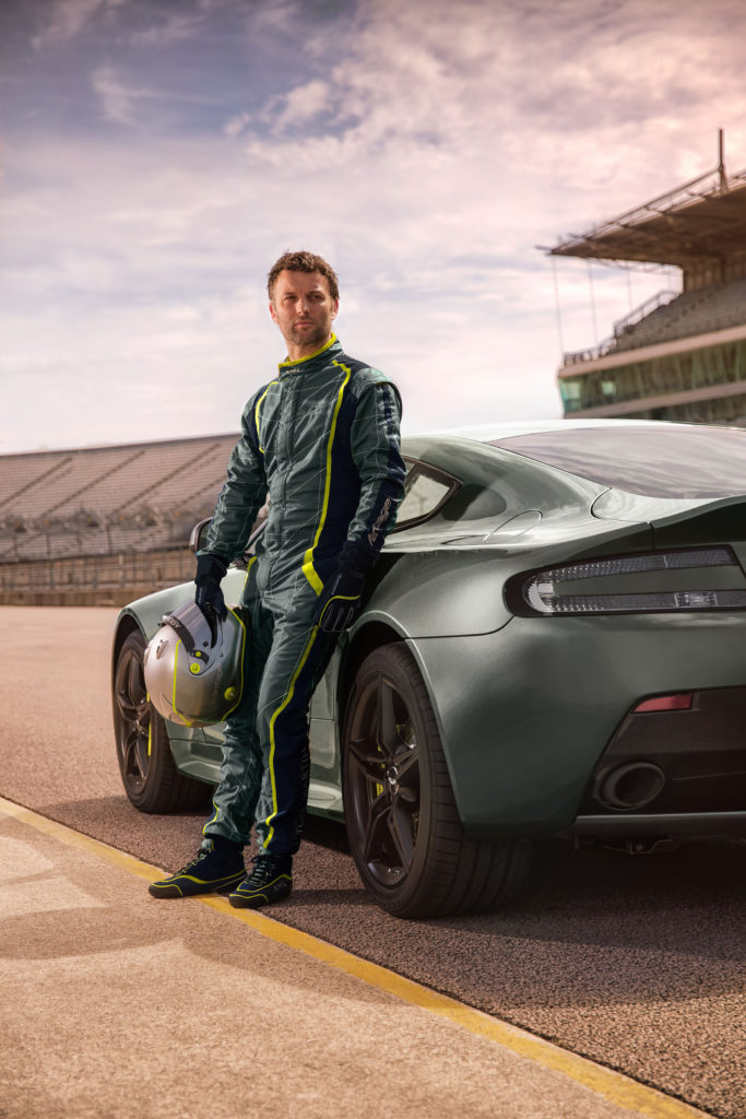 TrackWorthy – Vantage AMR_Accessories_06_Darren Turner AMR Works Driver