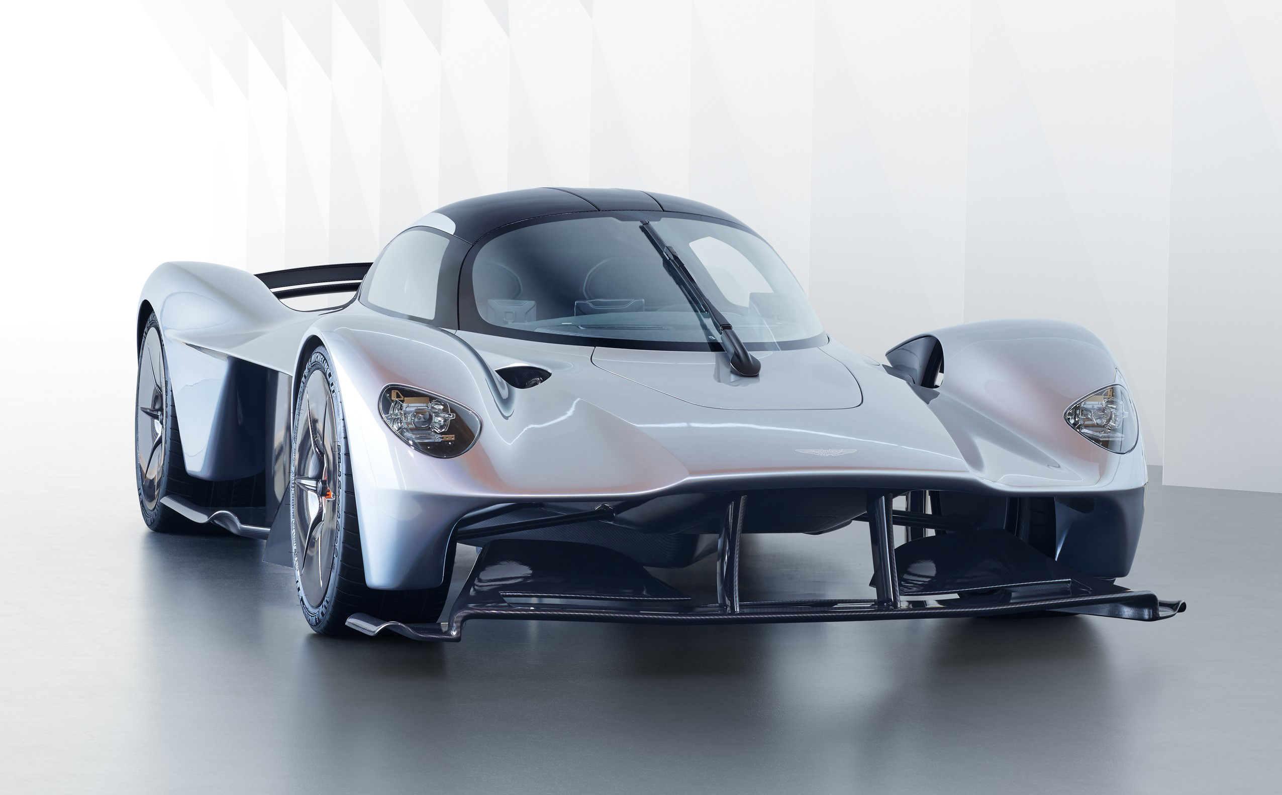 aston martin valkyrie only has room for two ninety-eight percentile