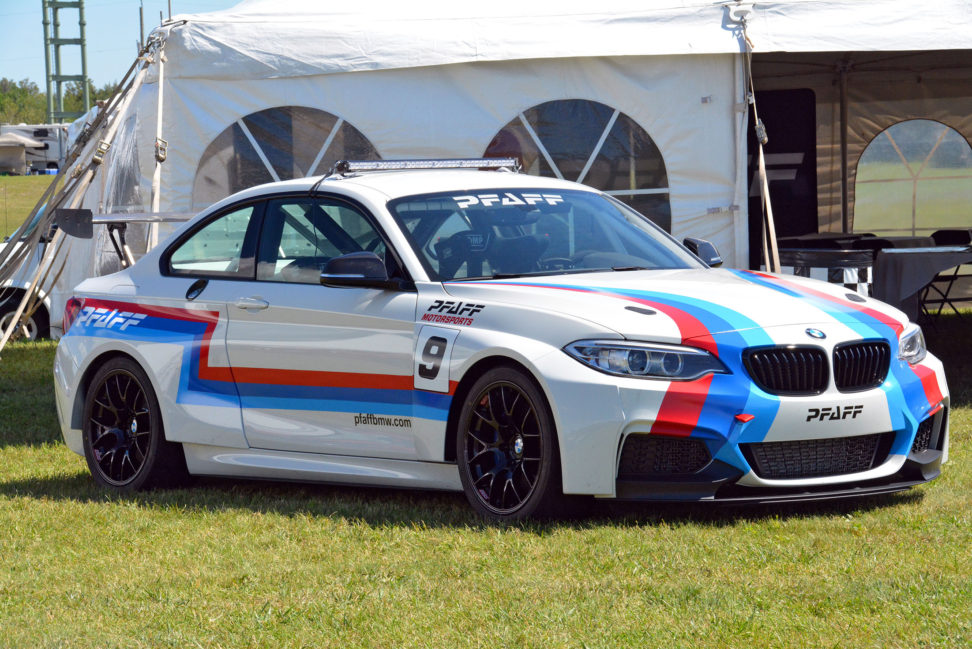 TrackWorthy - BMW Corral BMW M235i Racing (1)