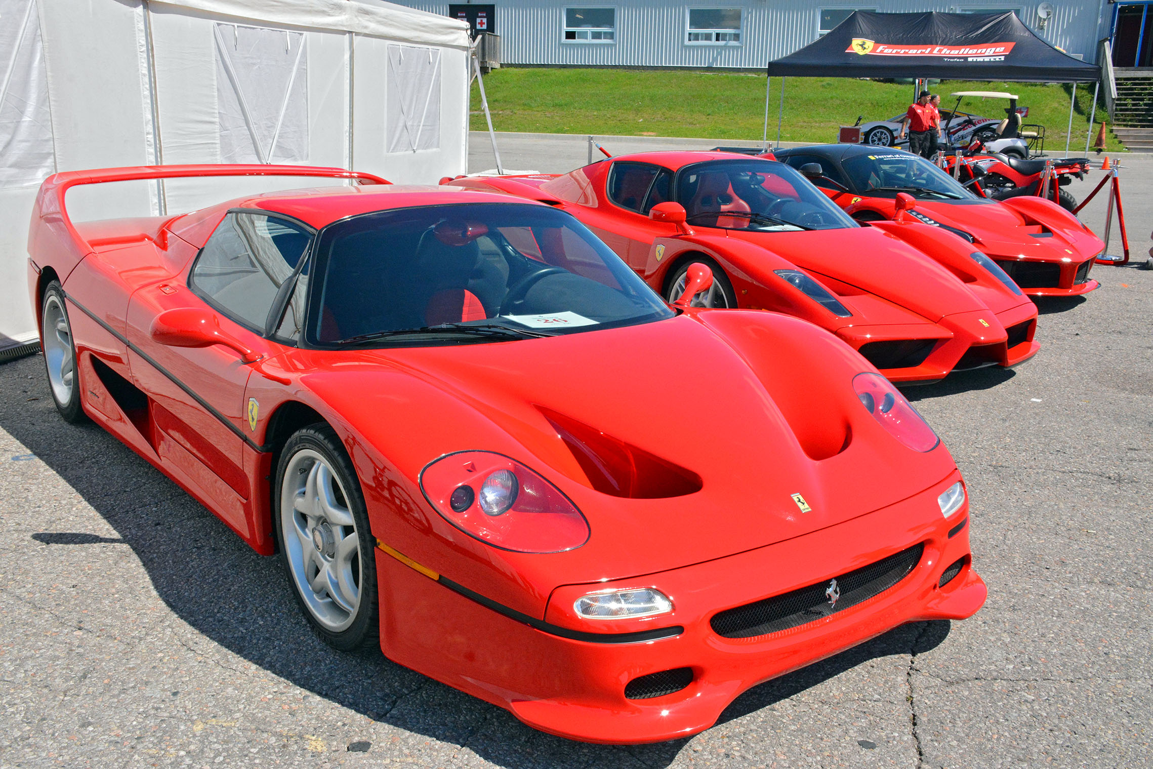 TrackWorthy - Ferrari Challenge North America and Ferrari Racing Days at Canadian Tire Motorsport Park (7)