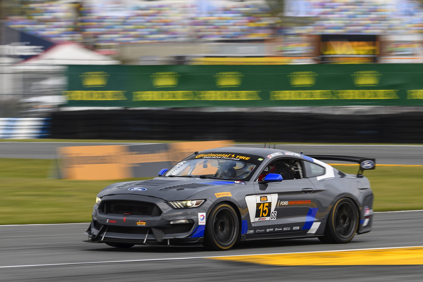 TrackWorthy - Vaughn Gittin Jr Ford Mustang RTR