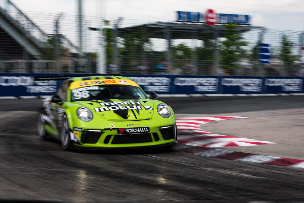 Porsche Gt3 Cup Challenge Canada At The Honda Indy Toronto