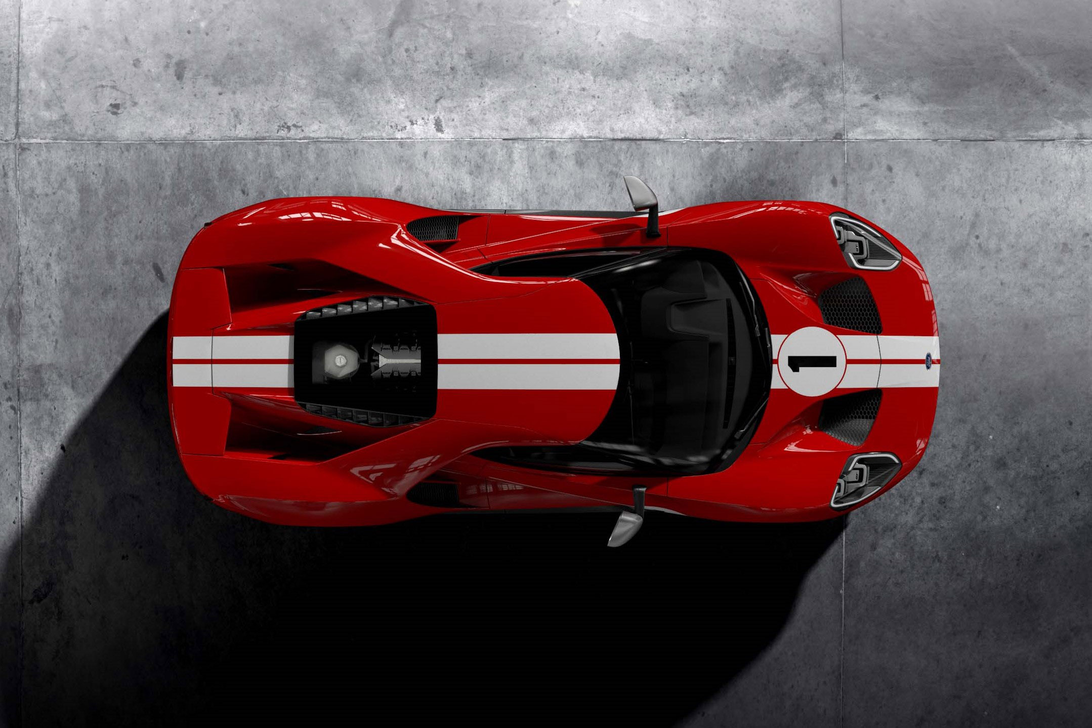 u201cContinuing with a 2018 Ford GT based on the winning GT40 Mark IV race car was simply something we needed to do.u201d & Limited Edition Ford GT u002767 Heritage Edition Available in 2018 ... markmcfarlin.com