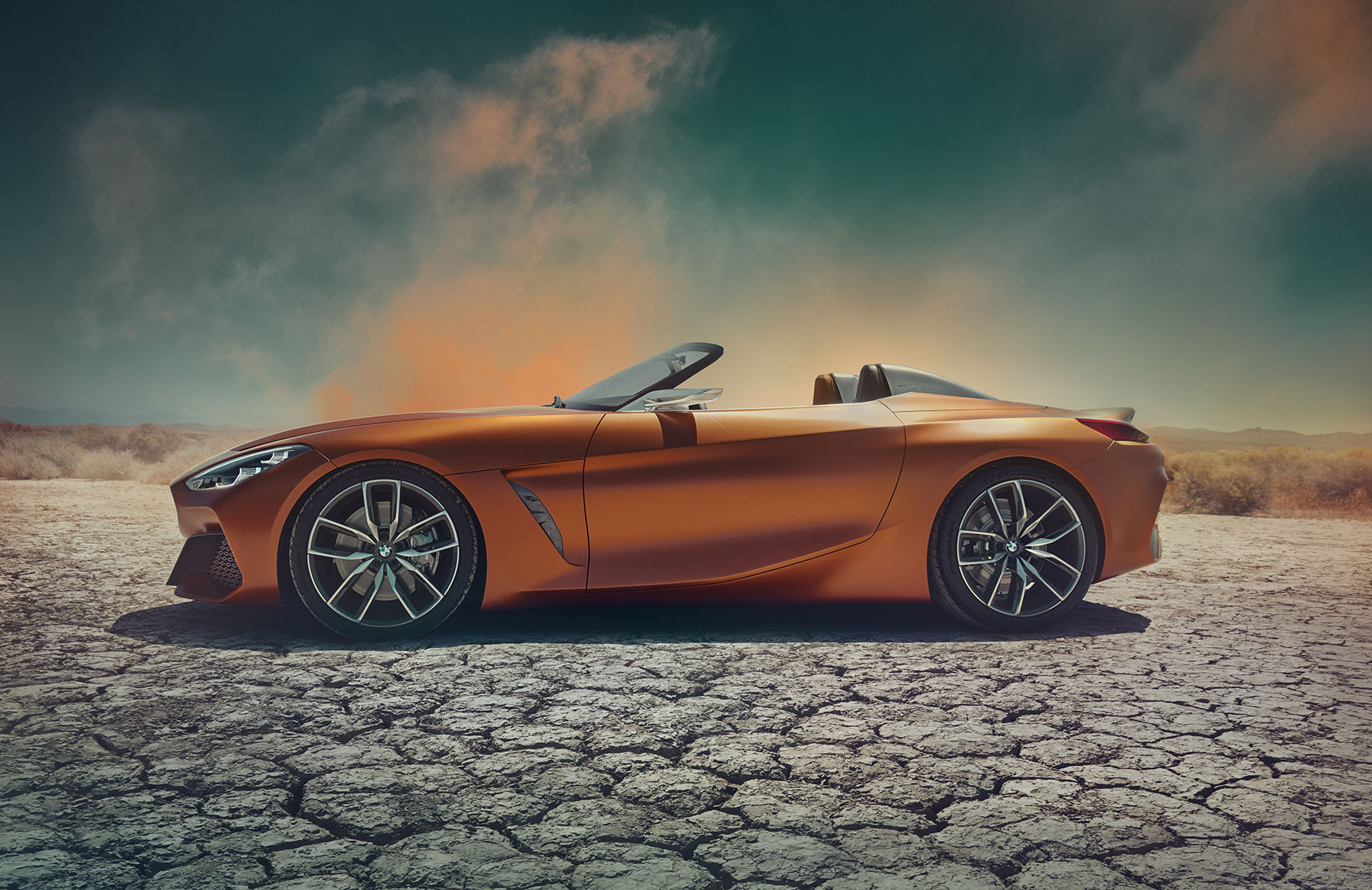 TrackWorthy - BMW Concept Z4 unveiled at Pebble Beach Concours d'Elegance (2)