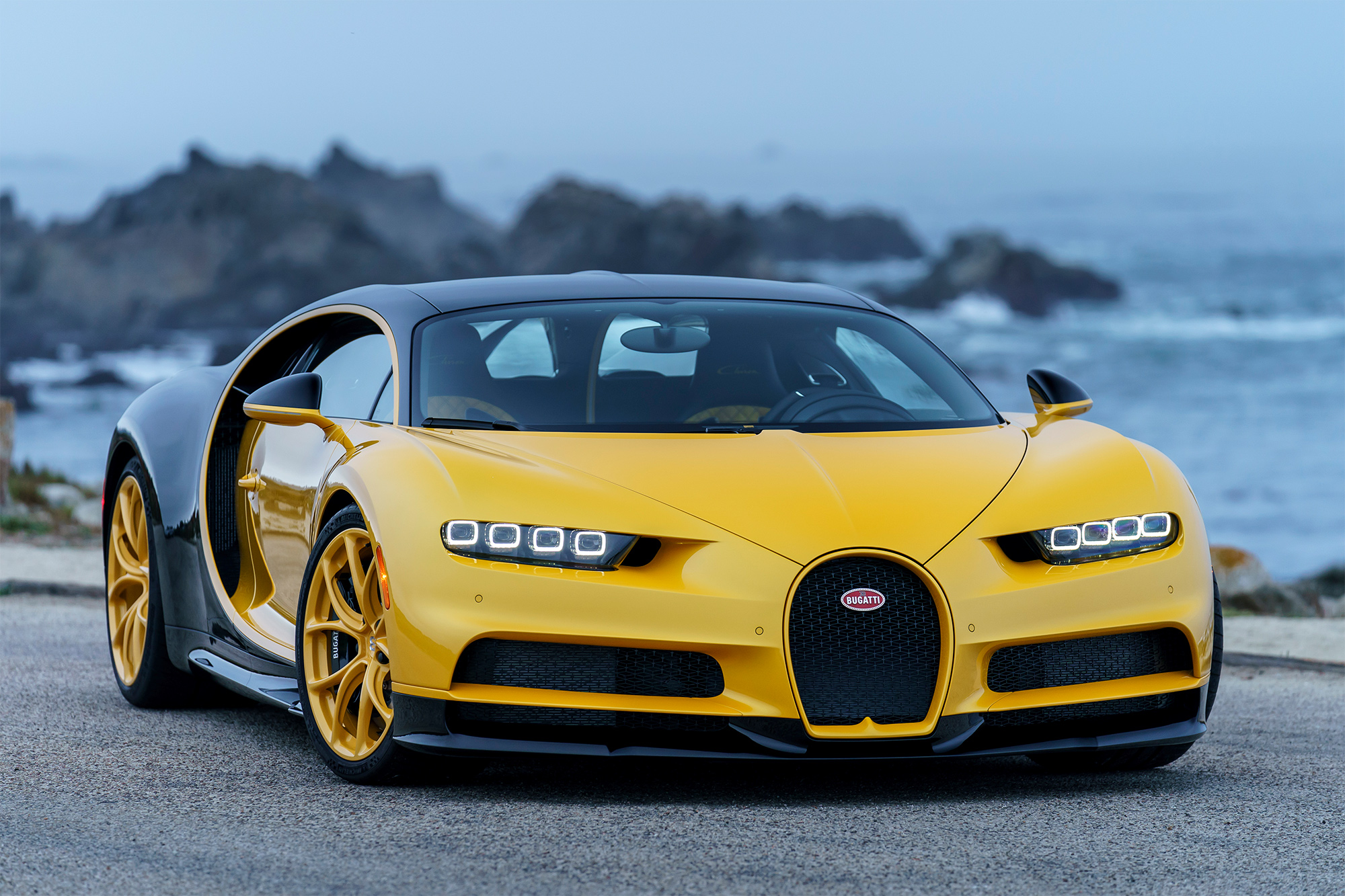 Half A Million Dollars Will Cover Taxes Of New Bugatti Chiron