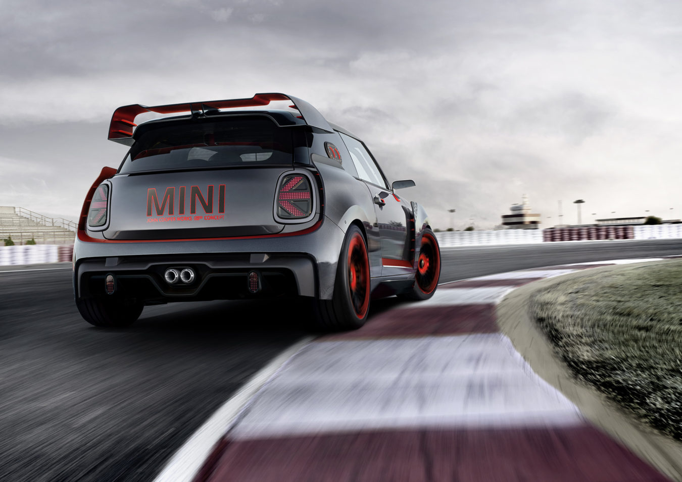 TrackWorthy - MINI John Cooper Works GP Concept (2)