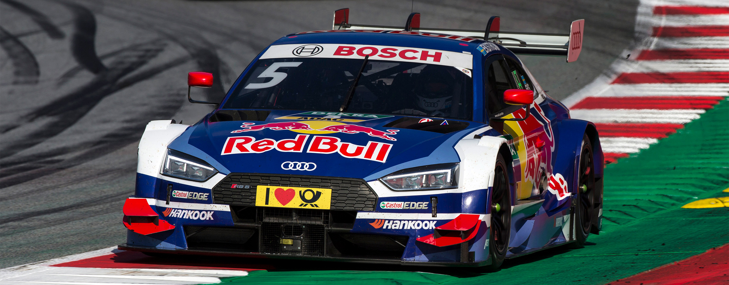 TrackWorthy - Red Bull Audi RS 5 DTM No. 5 Mattias Ekström (2)