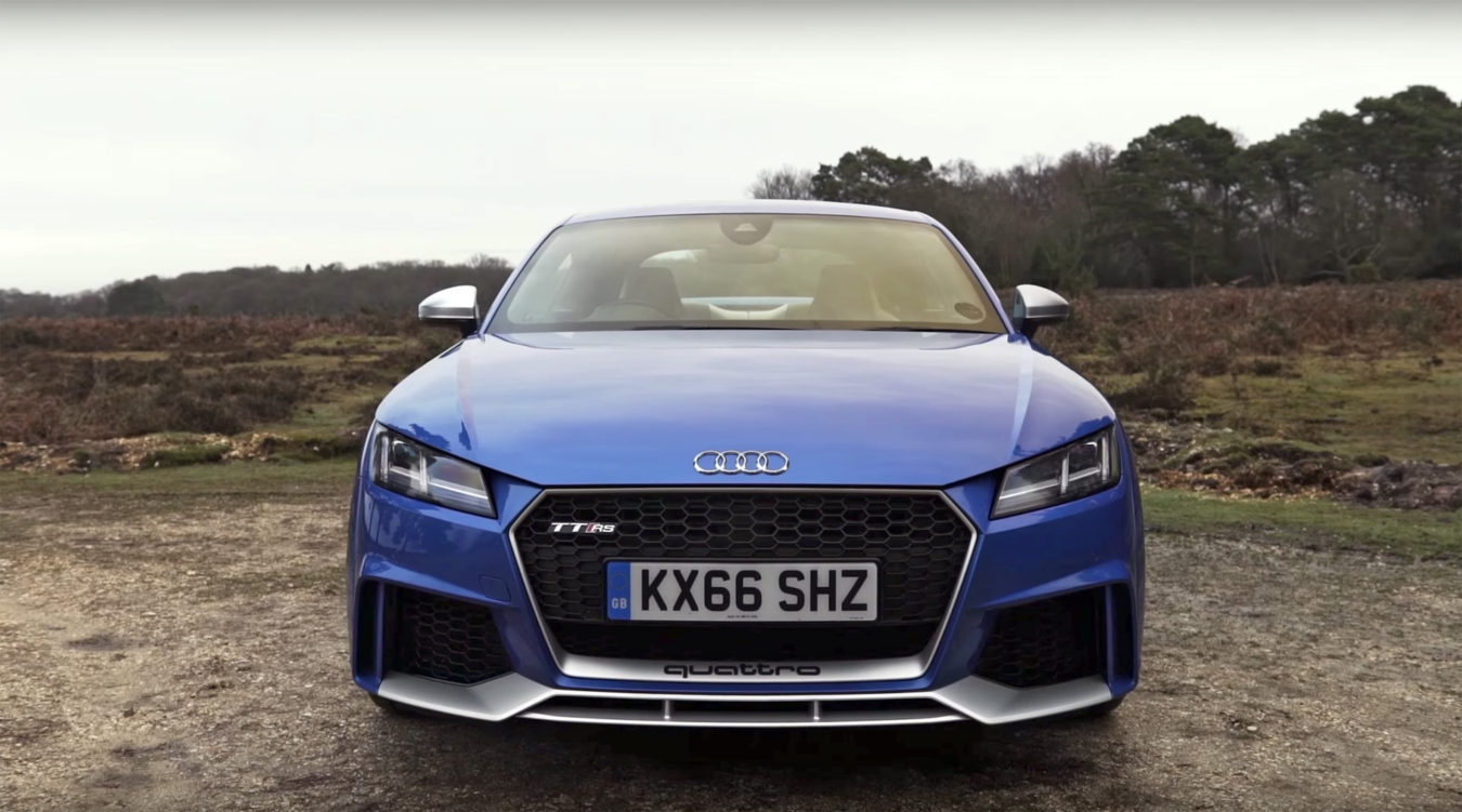 TrackWorthy - Carfection - Audi TT RS