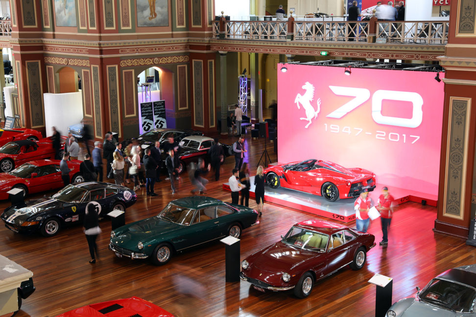 TrackWorthy - Australia celebrates 70 Years of Ferrari (4)
