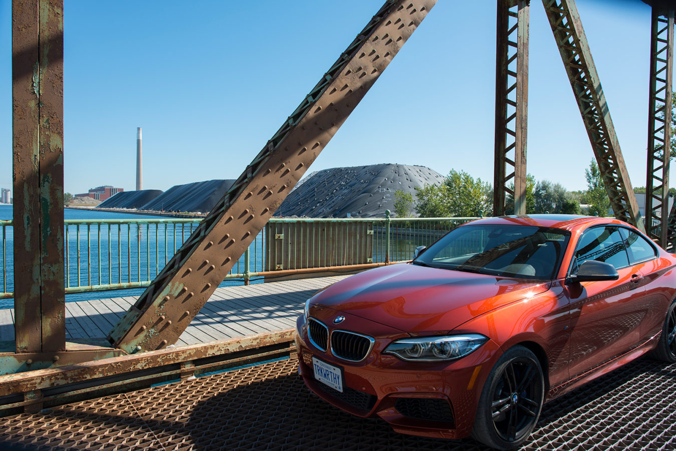 TrackWorthy - BMW M240i Hero U
