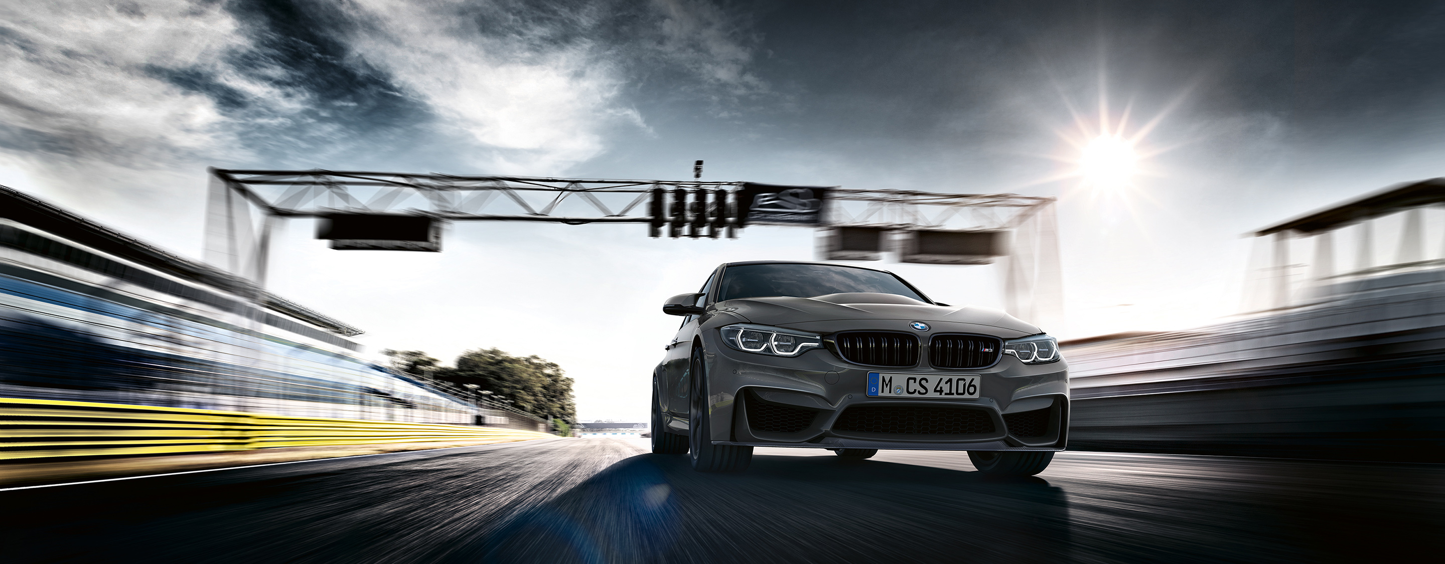 TrackWorthy - BMW M3 CS