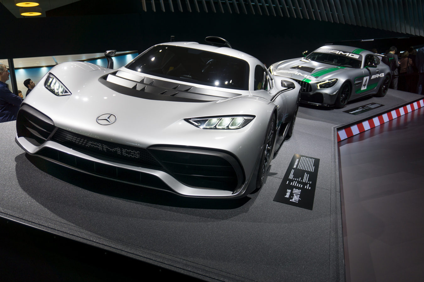 TrackWorthy - Mercedes-AMG Project ONE