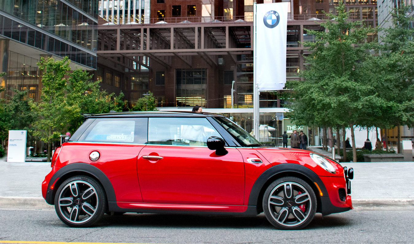 TrackWorthy - 2017 MINI John Cooper Works 3-Door in Chili Red (18)