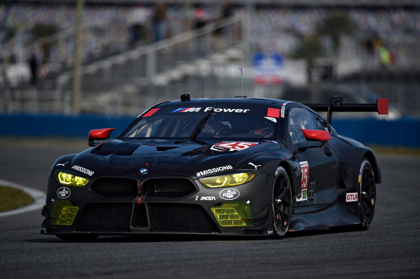 TrackWorthy - BMW M8 GTE makes race debut at Rolex 24 at Daytona (1)