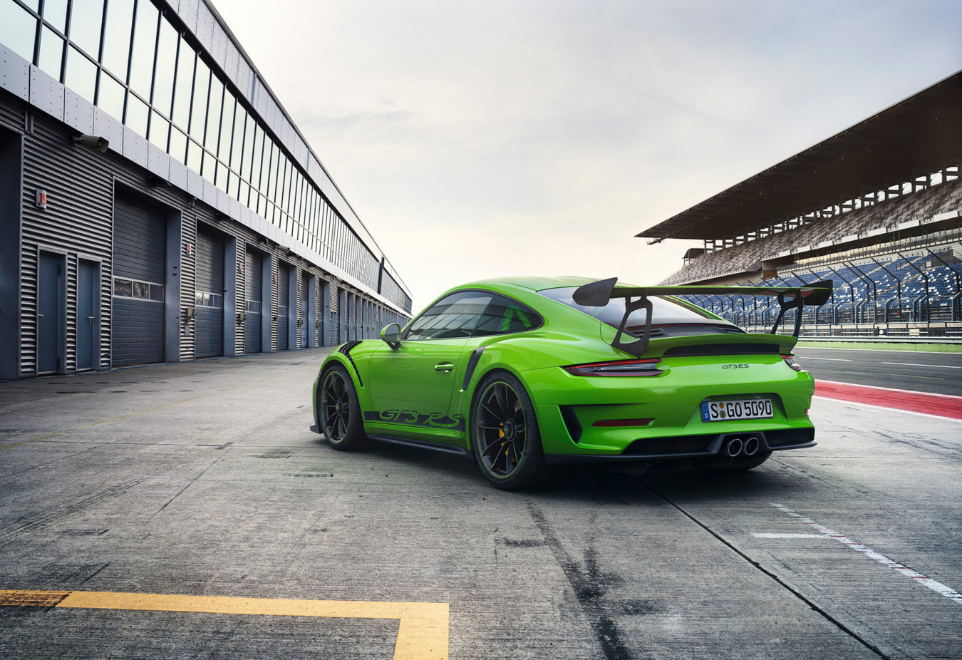 TrackWorthy - 2019 Porsche 911 GT3 RS (2)