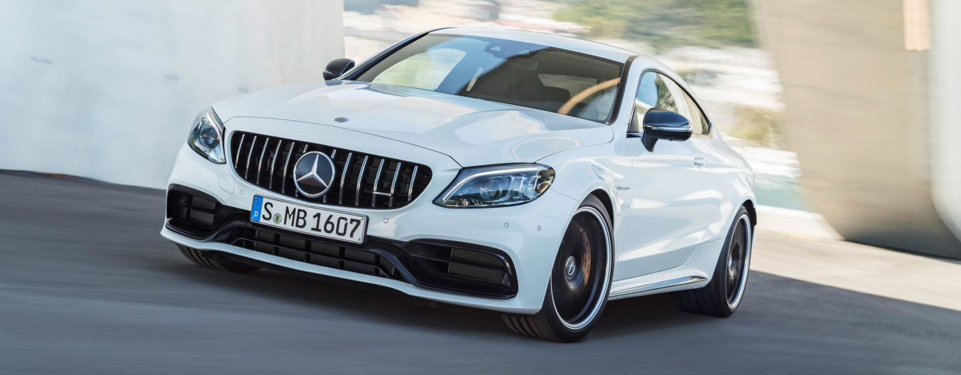 Mercedes-AMG C 63 S Coupe (7)
