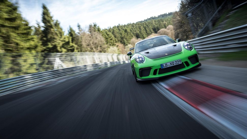 TrackWorthy - Porsche 911 GT3 RS at the Nurburgring Nordschleife (3)