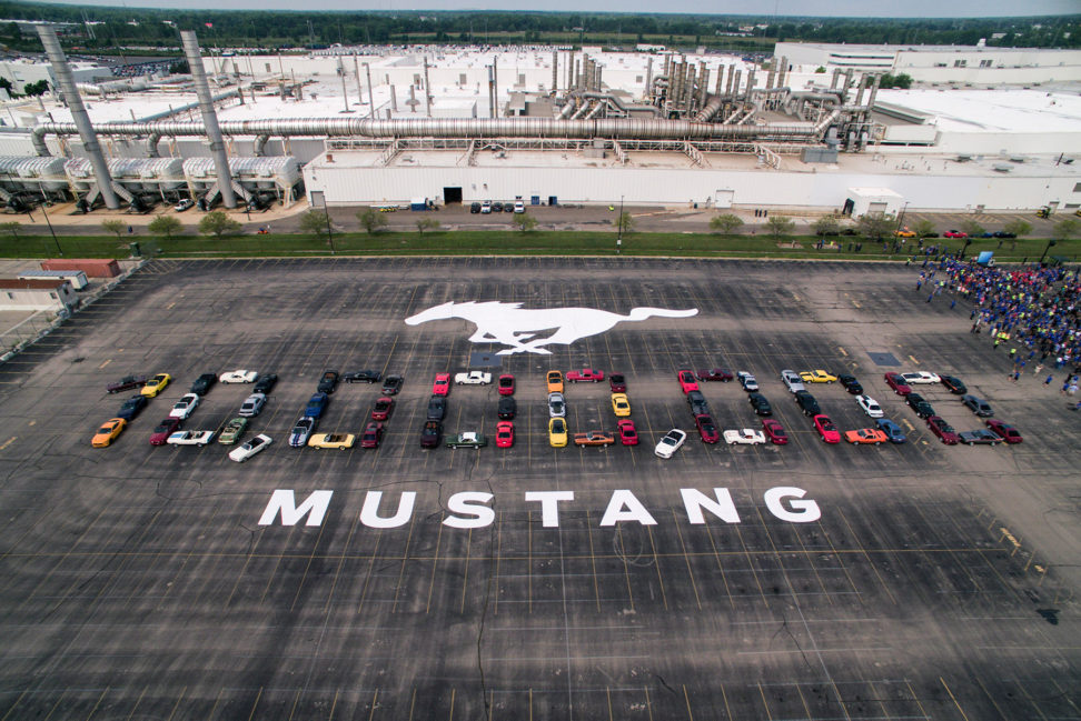 TrackWorthy - 10 Millionth Ford Mustang (1)