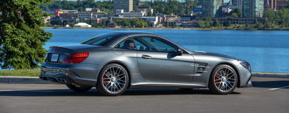 TrackWorthy - Mercedes-AMG SL 63